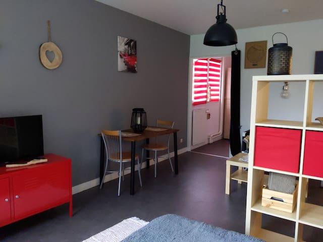 Appartement idéal télétravail ou courts séjours