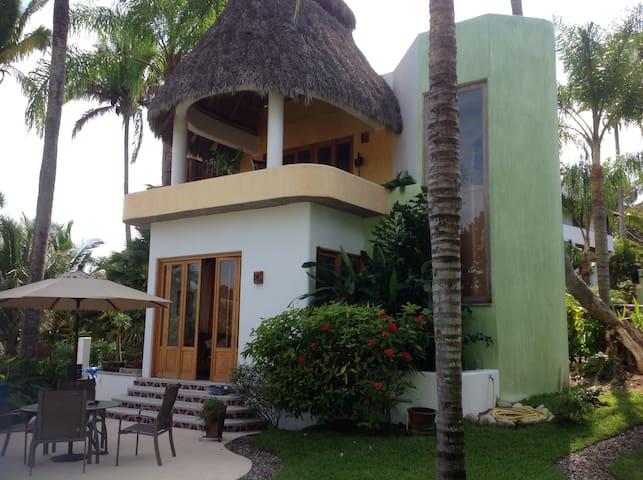 Casa Palma Chueca, Sayulita, Nayarit. - ซายุลิตา - บ้าน