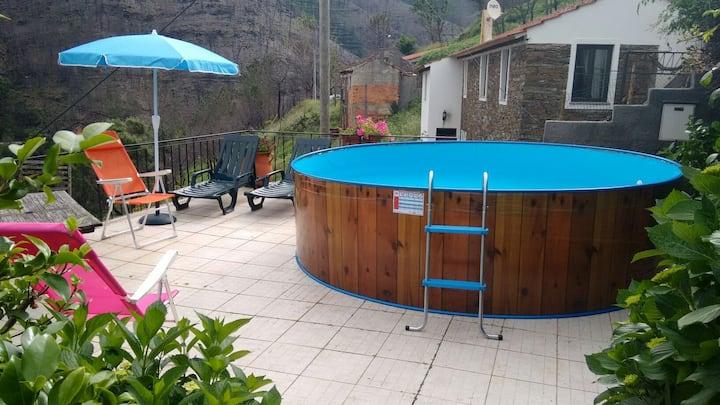 Casa de Xisto, private pool and fabulous views!
