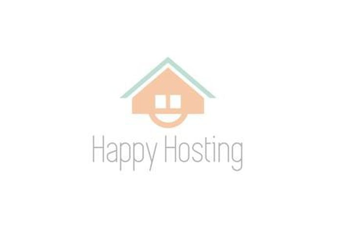 """Happy Hosting """"Always Hosting with a Smile"""""""