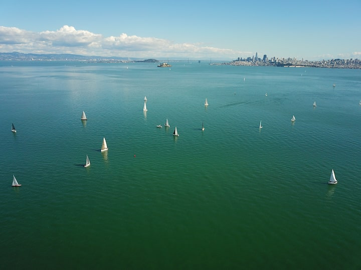 Boats on the Bay!