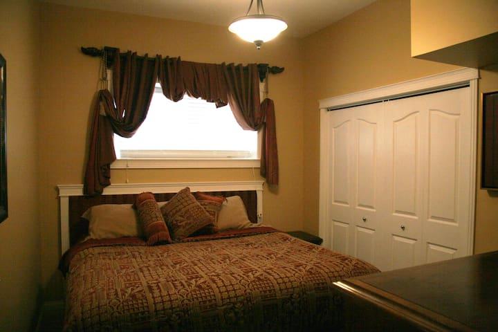 Jane's Room - Pemberley Bed & Breakfast