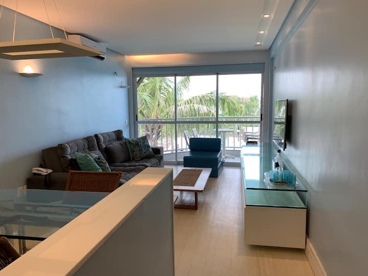 Apt. 310 · Piso con vista al mar en Marupiara Suites - Muro Alto