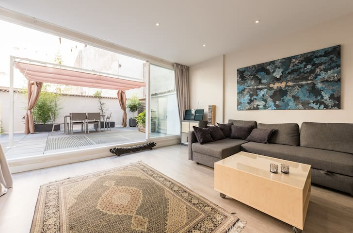 An Oasis in the center of Madrid - Madrid - Appartement