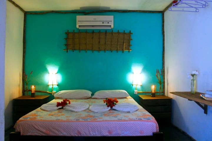 Suite Conscience - Exclusive Couple - Jericoacoara Beach - Bed & Breakfast