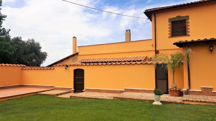 Casale Valle Palomba, Anzio