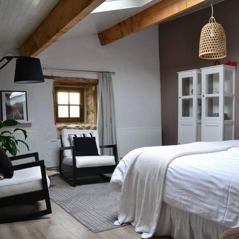 La Paresse en Douce - XL-room = family suite
