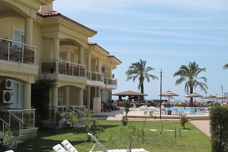 2 bedroom apartment in Sunset NP05 - Fethiye
