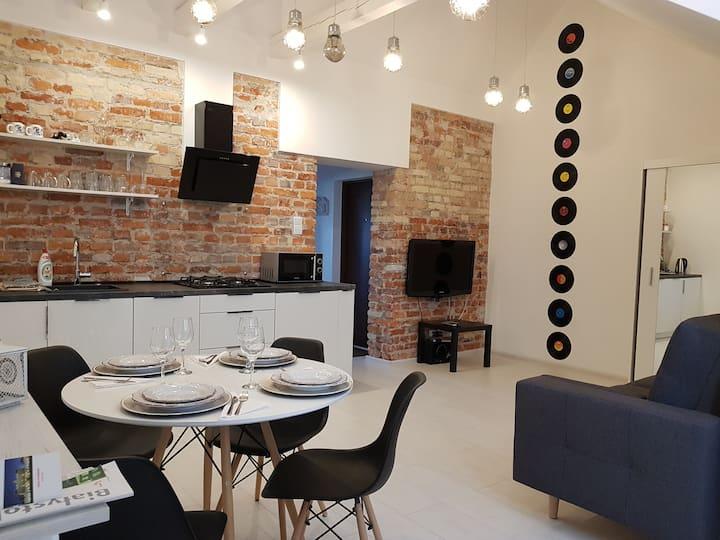 Art Vinyl  loft centrum Białystok