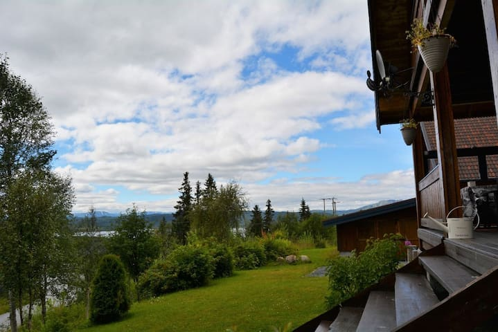 Stor enebolig ved tur og ski områder på Rauland - Rauland - Hus