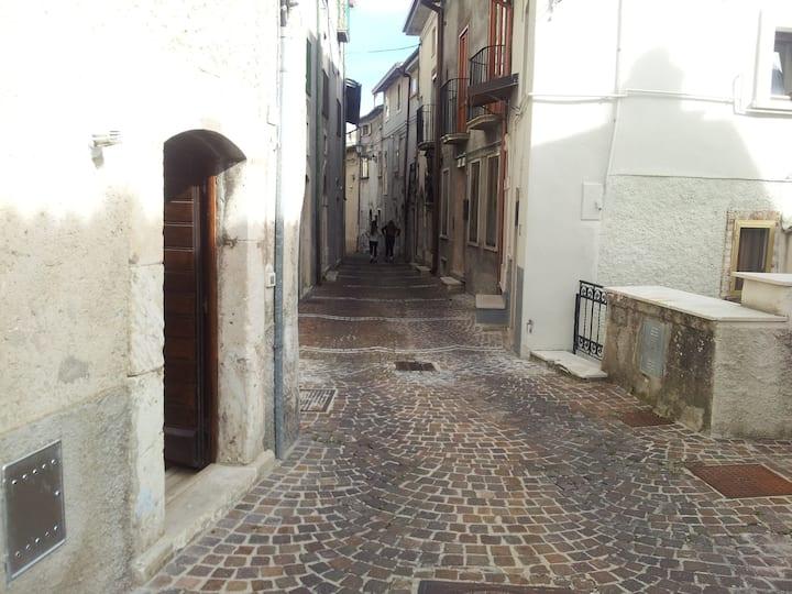 Monolocale nel centro storico