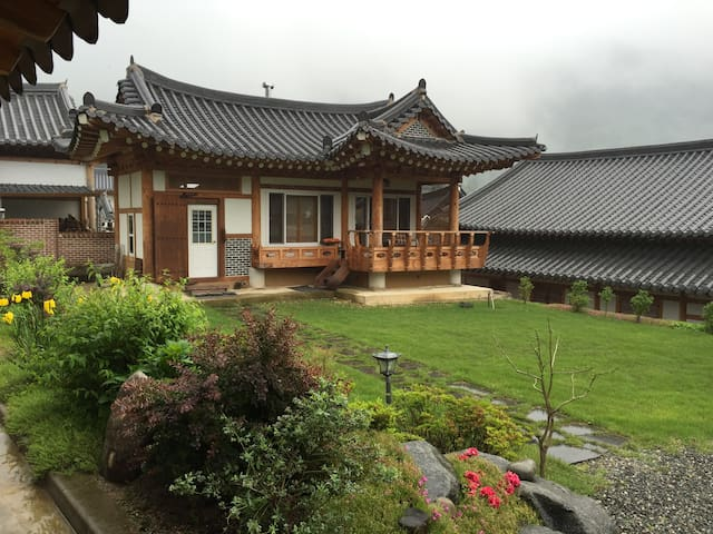 Traditional Korean House(호선당) - Changpyeong-myeon, Damyang-gun
