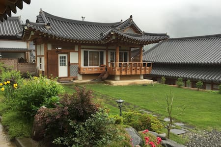 Traditional Korean House(Pavilion) - Changpyeong-myeon, Damyang-gun - Vila