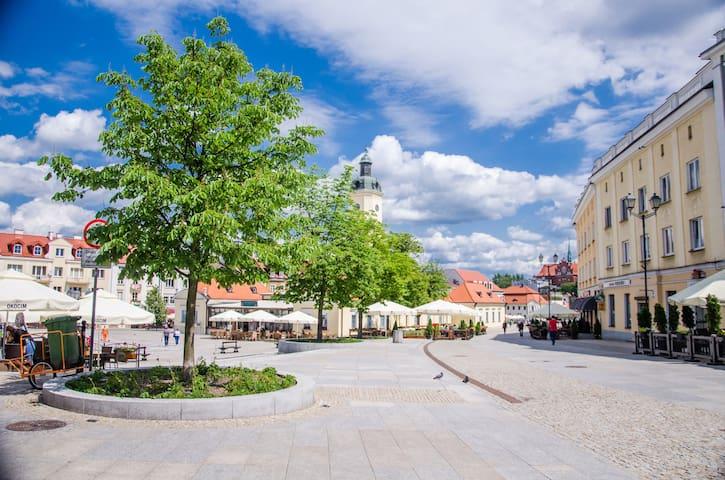 Rynek Kościuszki / Kosciuszko Square