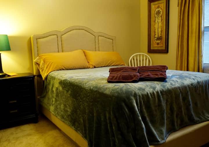 ★ Cozy 5 ★  Bed & Breakfast - rest + relax