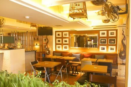 Diamond House Hotel - Μπανγκόκ - Boutique ξενοδοχείο