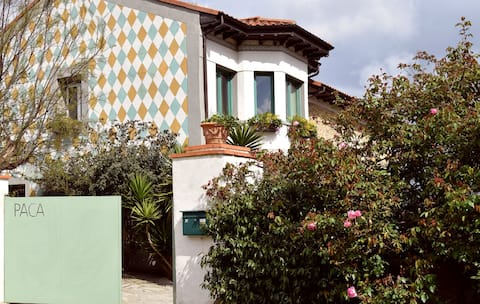 Arts and Landscape in Asturias: PACA cottage