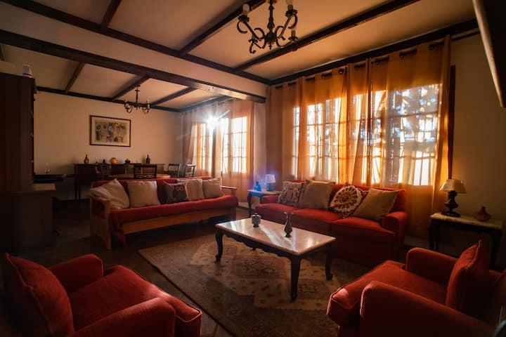 Comoda y amplia casa en La Serena.