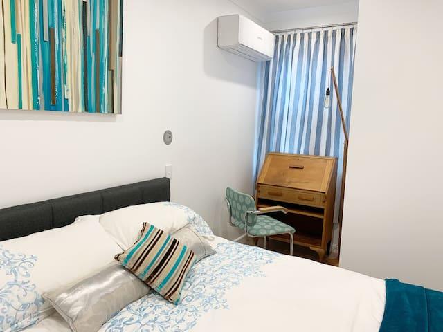 Wellington, Thorndon, spacious unit sleeps1-6
