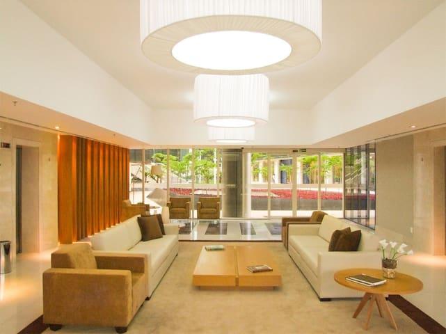 VISION - FLAT inteiro no centro  de Brasilia - Brasília - Apartmen