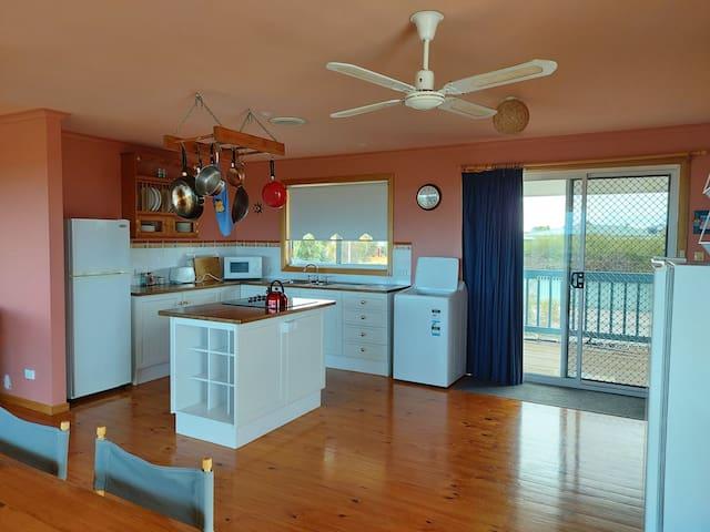 Sultana Retreat- Beach side accomodation.
