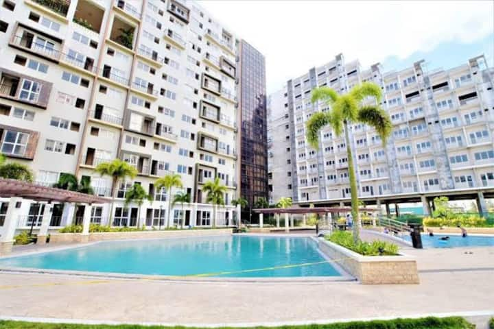 Gateway to Tagaytay - 1BR w 2Beds Unit Monteluce