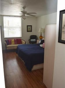 Beautiful Room with Beach at your feet! - Dania Beach - 公寓