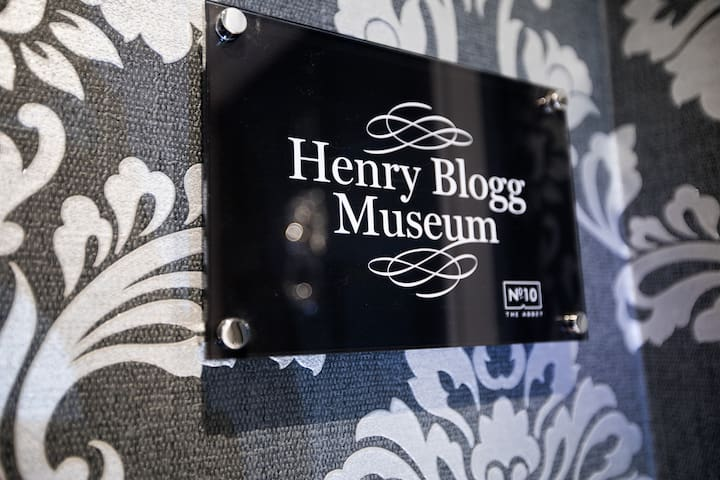 Henry Blogg Museum (room name) · Striking Apartment with views of Wymondham Abbey! Located in Wymondham, Norfolk
