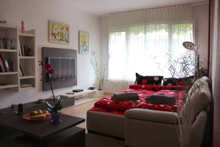 Cozy & modern flat next to Business Park Sofia - Sofia - Apartment
