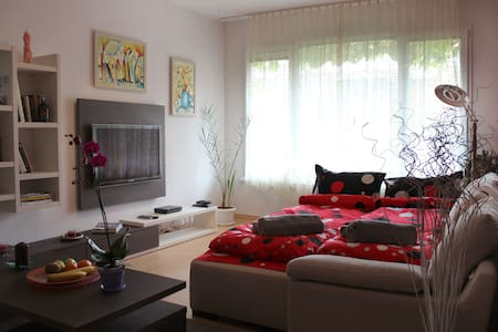 Cozy & modern flat next to Business Park Sofia - 索非亞