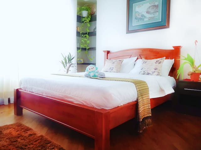 NEW!  Batu Ferringhi Beach Villa (Room 101)