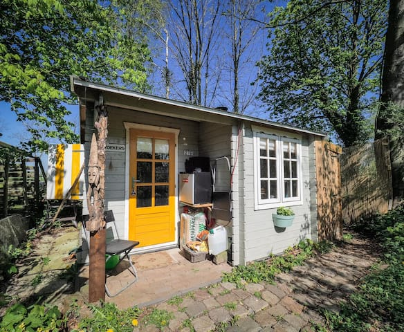 Tiny house in Groningen 10 min. to CS & University
