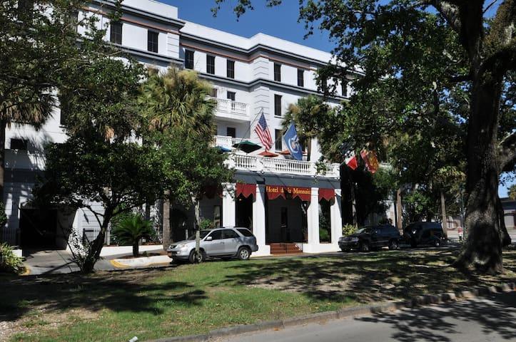 Hotel DLM timeshare - Nowy Orlean - Własność wakacyjna