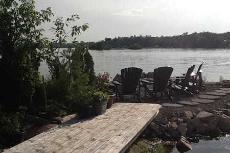 Private Island in the 1000 Islands - Mallorytown - Island