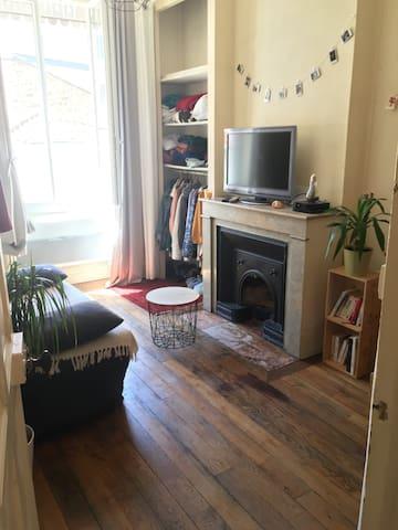 Appartement lumineux, 32 m2, proche des commodités
