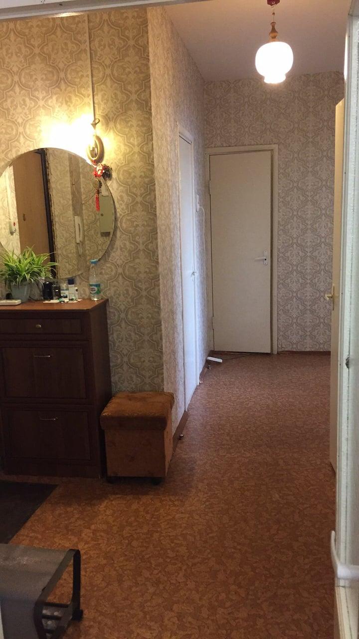 A room near MSU