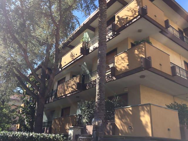 Marvellous apartment in Bordighera - Bordighera - Apartment
