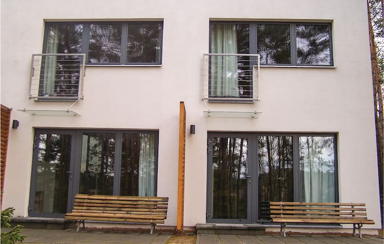 Terraced house with 1 bedroom on 43 m² PKA547