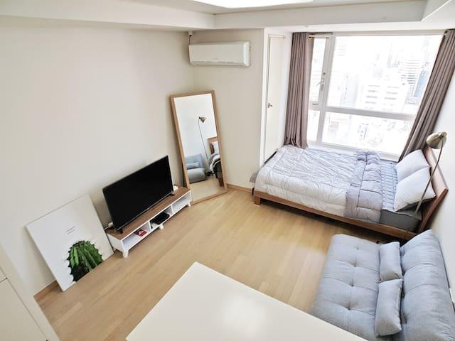 MIYA House - 3MINS SUBWAY to Seo-myeon