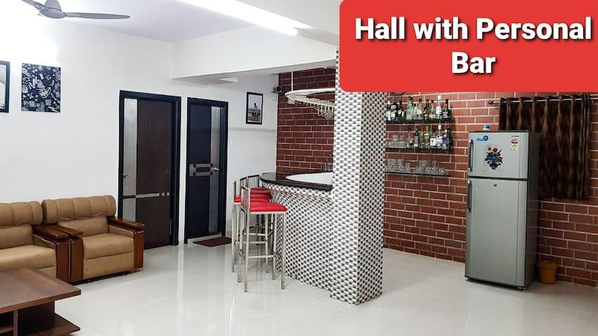Gotawala Villa- private bunglow - private pool-bar