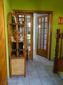 Chambre dans une jolie maison - Bennwihr