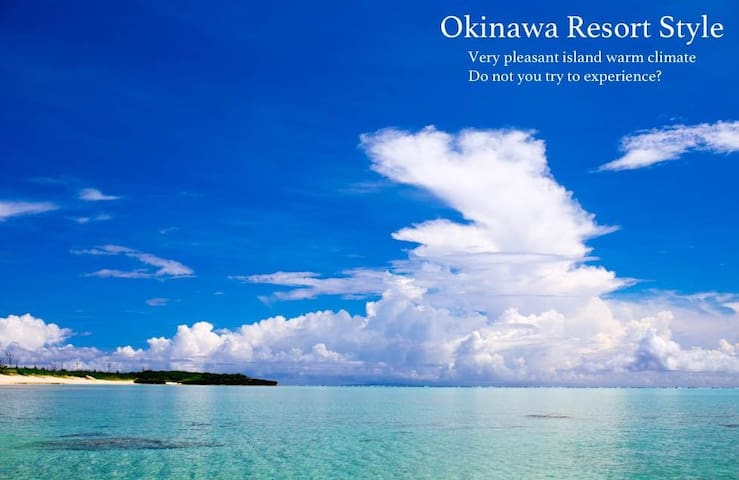 Okinawa downtown.Naha city center.Wi-Fi Free - 那覇市 - Apartamento