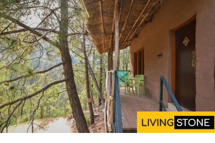 LivingStone Mountain Adobe Kasauli | Mud Room