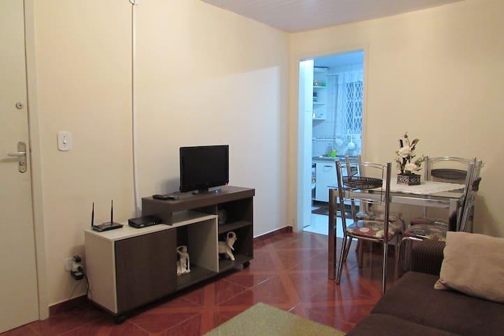 Primo Residencial Temporada AP 12 - Curitiba - Lägenhet