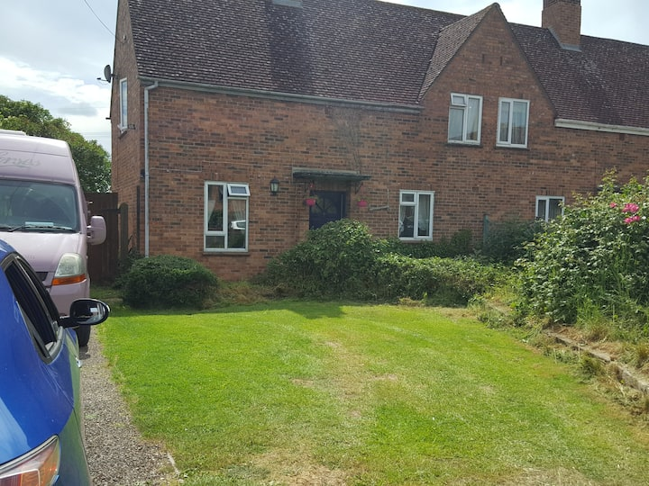 Country home accommodation