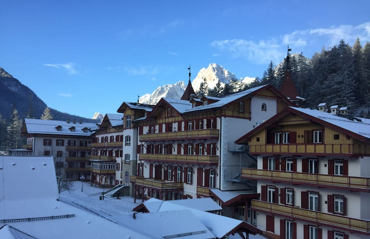 Nel cuore delle Dolomiti, tra Cortina e Dobbiaco
