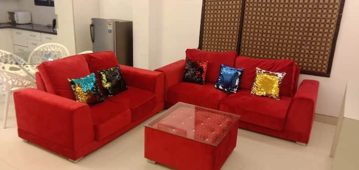 Entire building (24Room) for 50Guest at Chattarpur