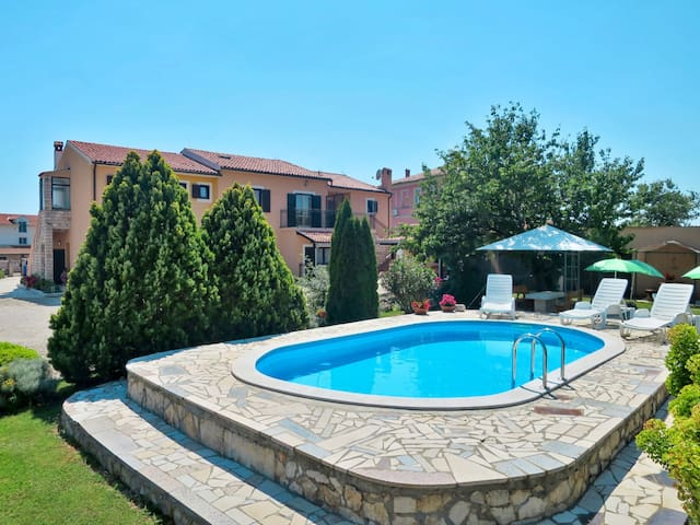 Apartment Haus Jurman in Rovinj