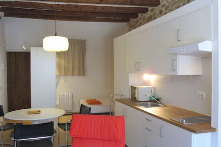 Flat#1 Renovated ancient town house