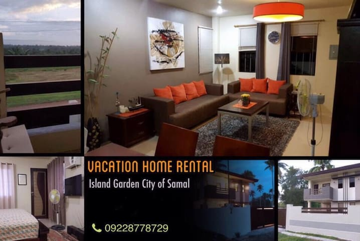 House in Samal with panoramic view - Island Garden City of Samal